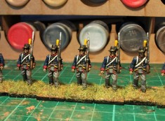 HaT Swedish Napoleonic Line Infantry
