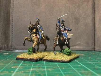 French Hussars #8 and #9!