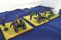 Royal Artillery by Perry Miniatures.
