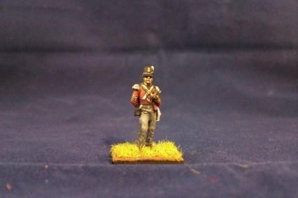 A sergeant.