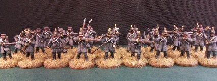 Strelets Russian Line Infantry