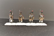 Strelets French Infantry Marching (2)