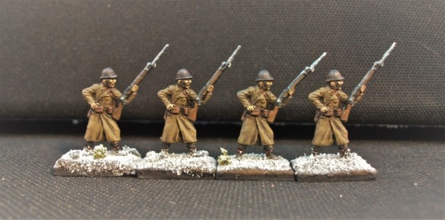 Late War Serbian Infantry (10)