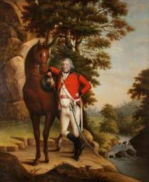 unknown artist; Colonel William Cludde, Shropshire Yeomanry Cavalry; The Shropshire Regimental Museum; http://www.artuk.org/artworks/colonel-william-cludde-shropshire-yeomanry-cavalry-53943