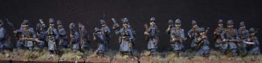 Strelets Austro Hungarian infantry (5)