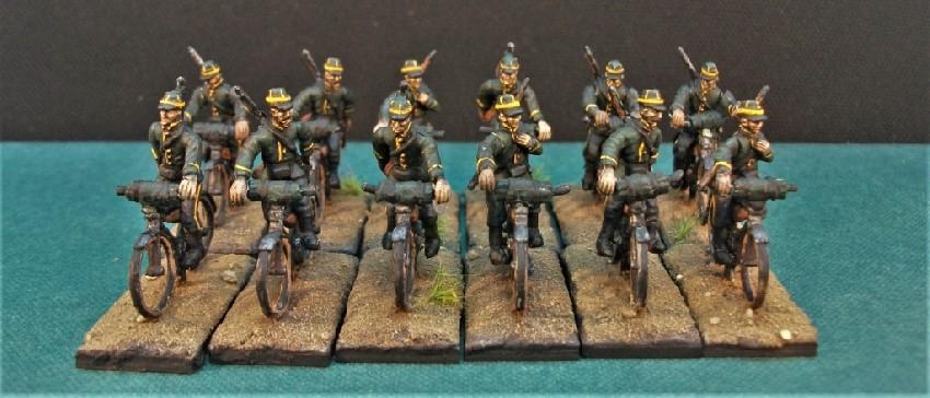 Belgian Carabinier Cyclists (25)