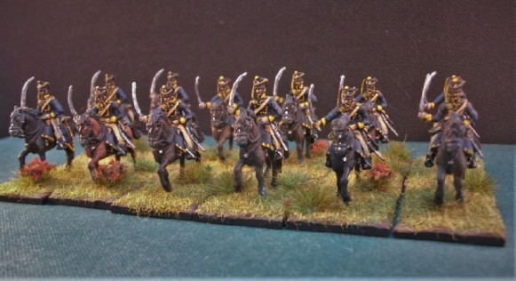 Swedish Smaland light dragoons (3)