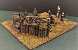 Ottoman Turkish Artillery (8)