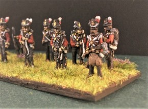 British Line Infantry Strelets (14)