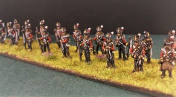 British Line Infantry Strelets (17)